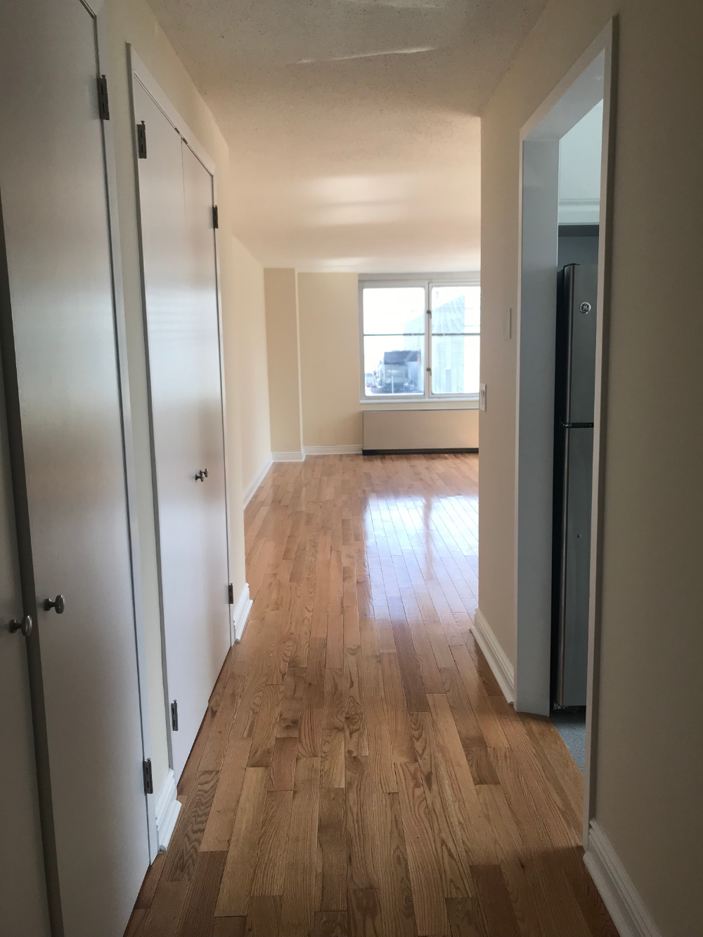 Before And After My New Studio Apartment York Avenue Studio Apartment Layout Studio Apartment Nyc Studio Apartments