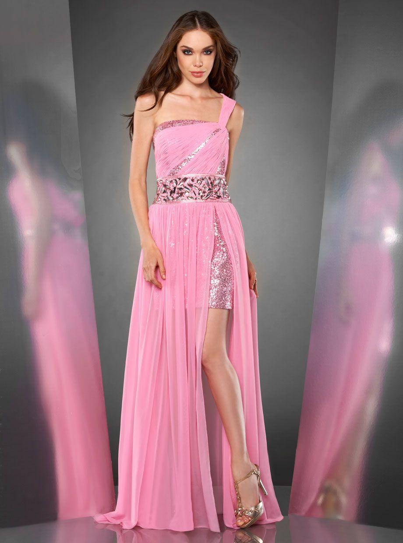 Bari Jay style 59802 - Spring 14 - Shimmer Dresses BariJay | Brides ...