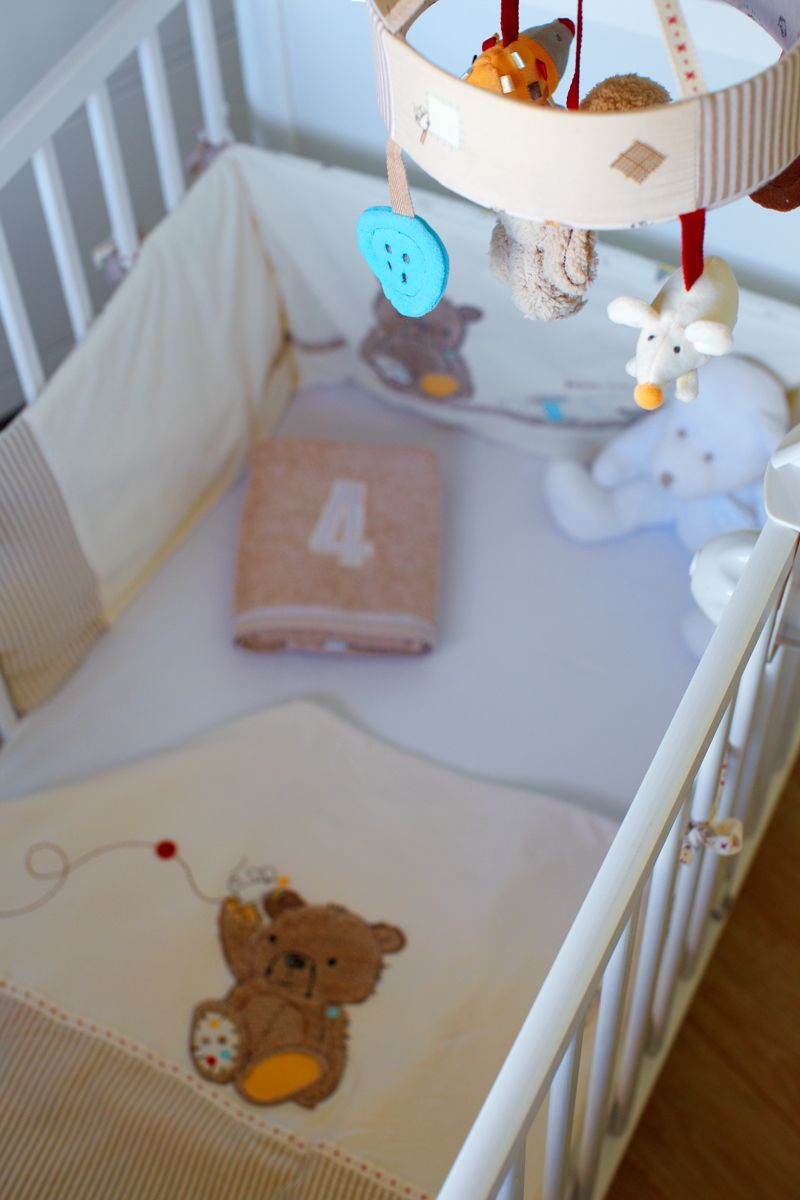We make sure, that your baby will sleep just like home...