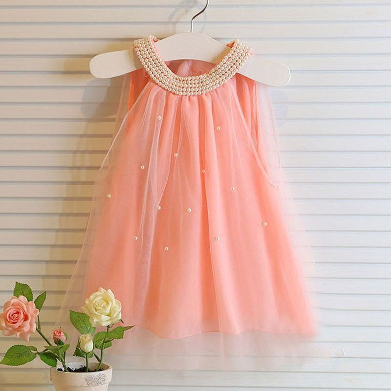 Girls Elegant Beaded Princess Dress ~ ONLY $14.50 ~ Buy At: http ...