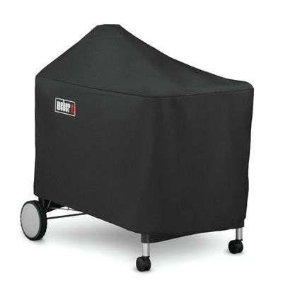 Premium Grill Cover Fits Performer Premium And Deluxe 22 Charcoal Grills Grill Cover Weber Grill Cover Charcoal Grill
