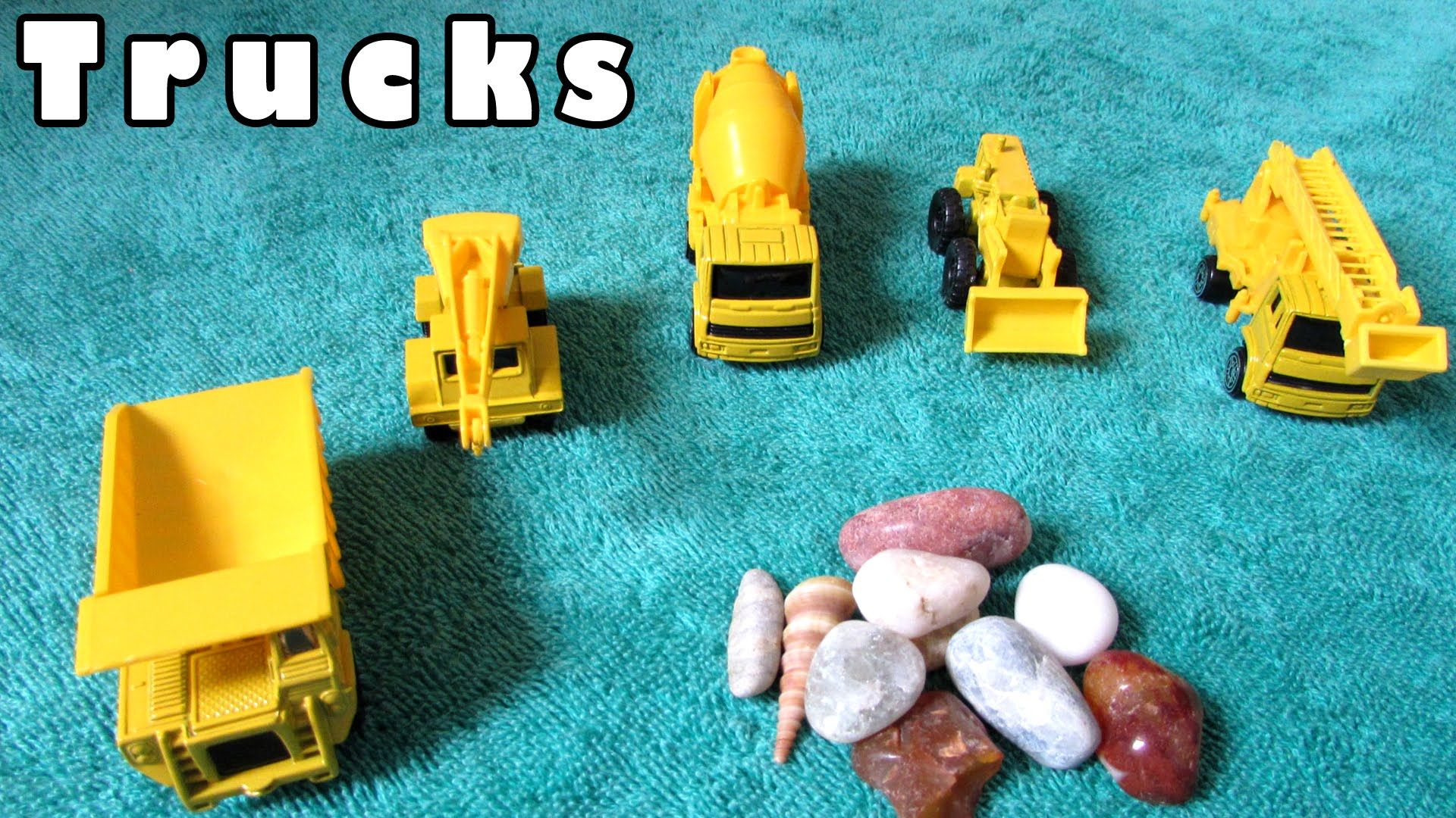 construction vehicles toy trucks tractor backhoe trucks for