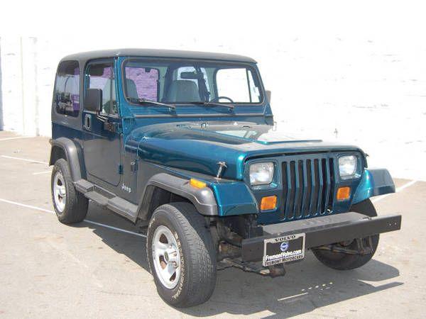 95 Yj Wrangler Jeepforum Com Gallery Yj Wrangler Jeep Wrangler Yj Jeep Yj