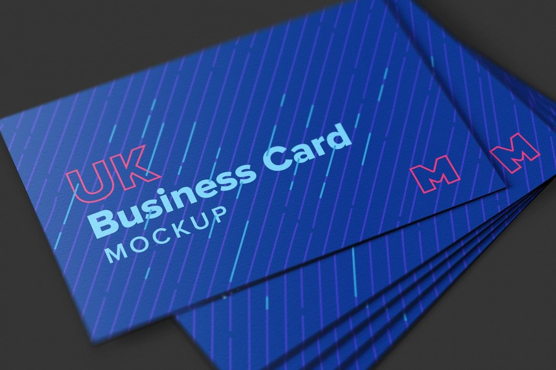 Free uk business cards mockup original mockups free business free uk business cards mockup original mockups reheart Image collections