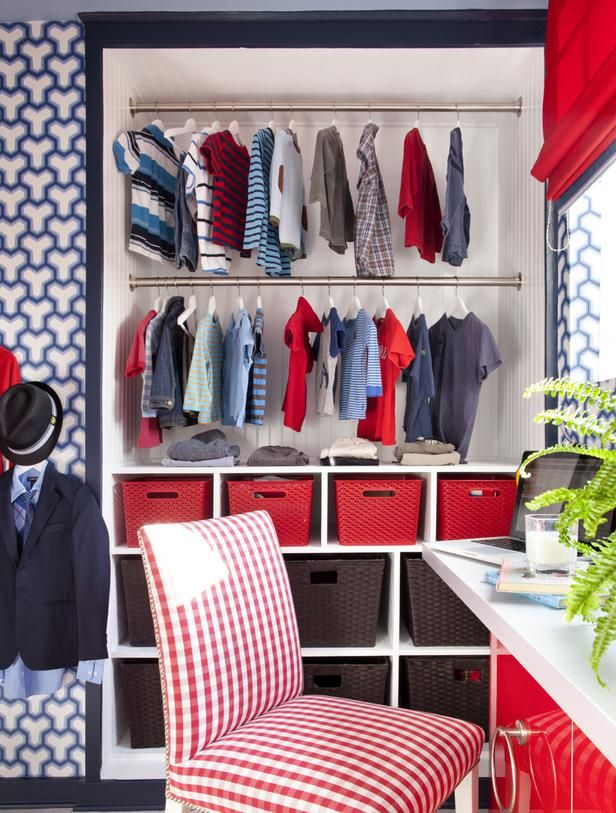 Toddler to Teen: 15 Clutter-Busting Kids' Rooms : Page 06 : Rooms : Home & Garden Television
