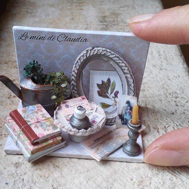 Vintage display ♡ ♡ By Le Mini di Claudia