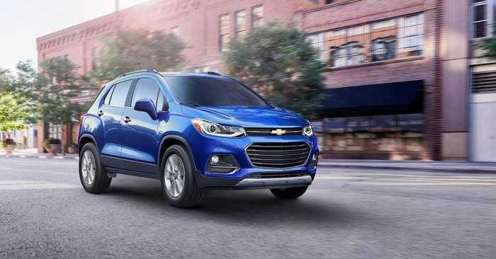 2018 Chevy Trax Reviews Release Date Price With Images Chevrolet Trax New Cars For Sale Chevrolet