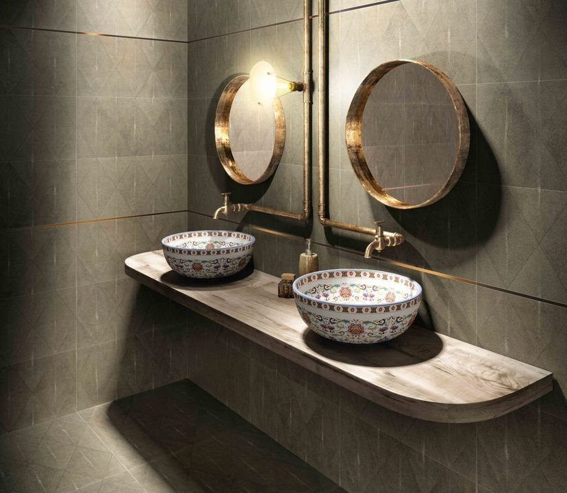 Photo of Gallery of Porcelain Tiles – Shagreen – 4