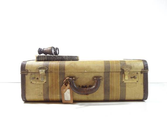 luggage hardware Vintage