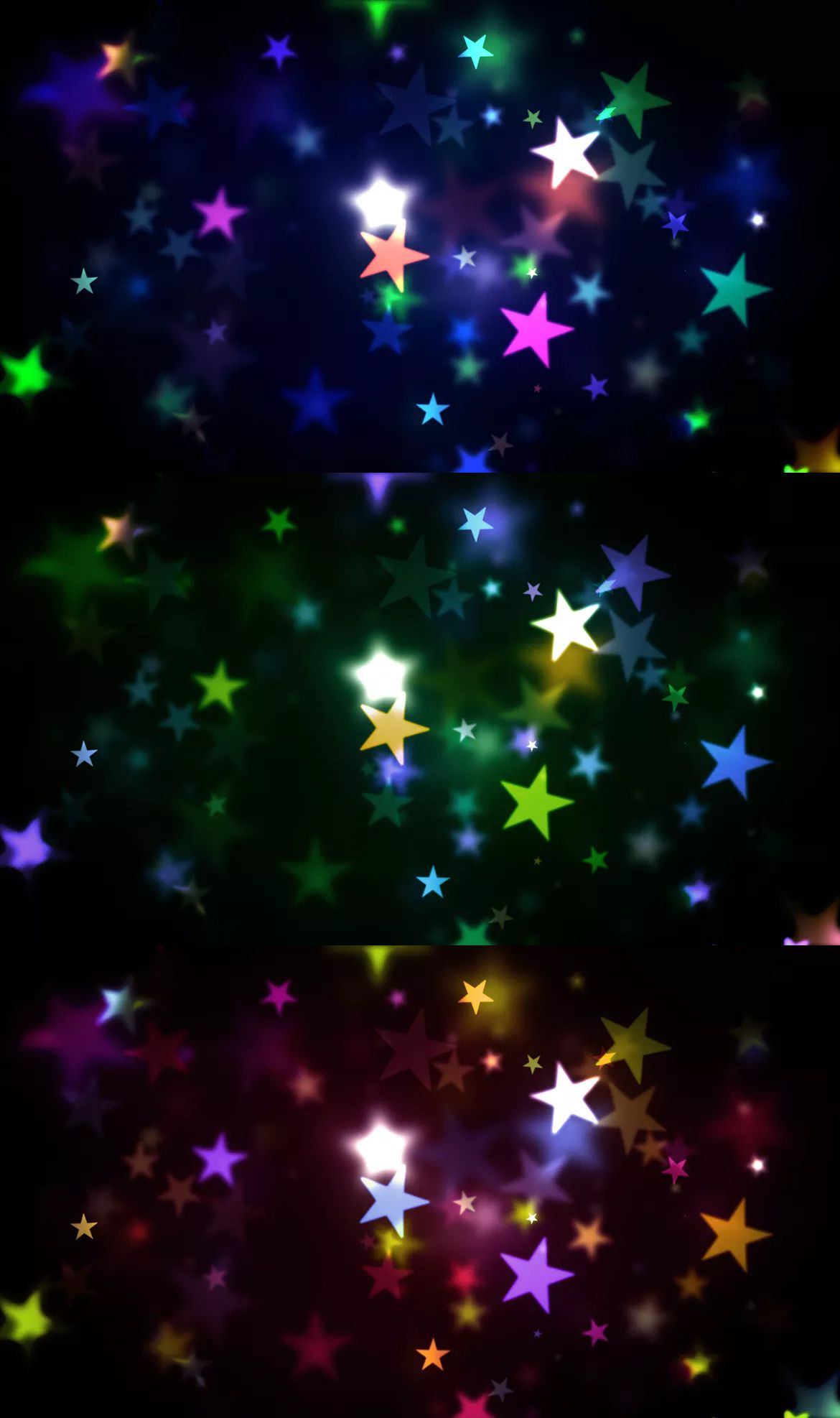 Colorful Shining Stars By Fxboxx On Envato Elements Star Background Glitter Phone Wallpaper Star Wallpaper