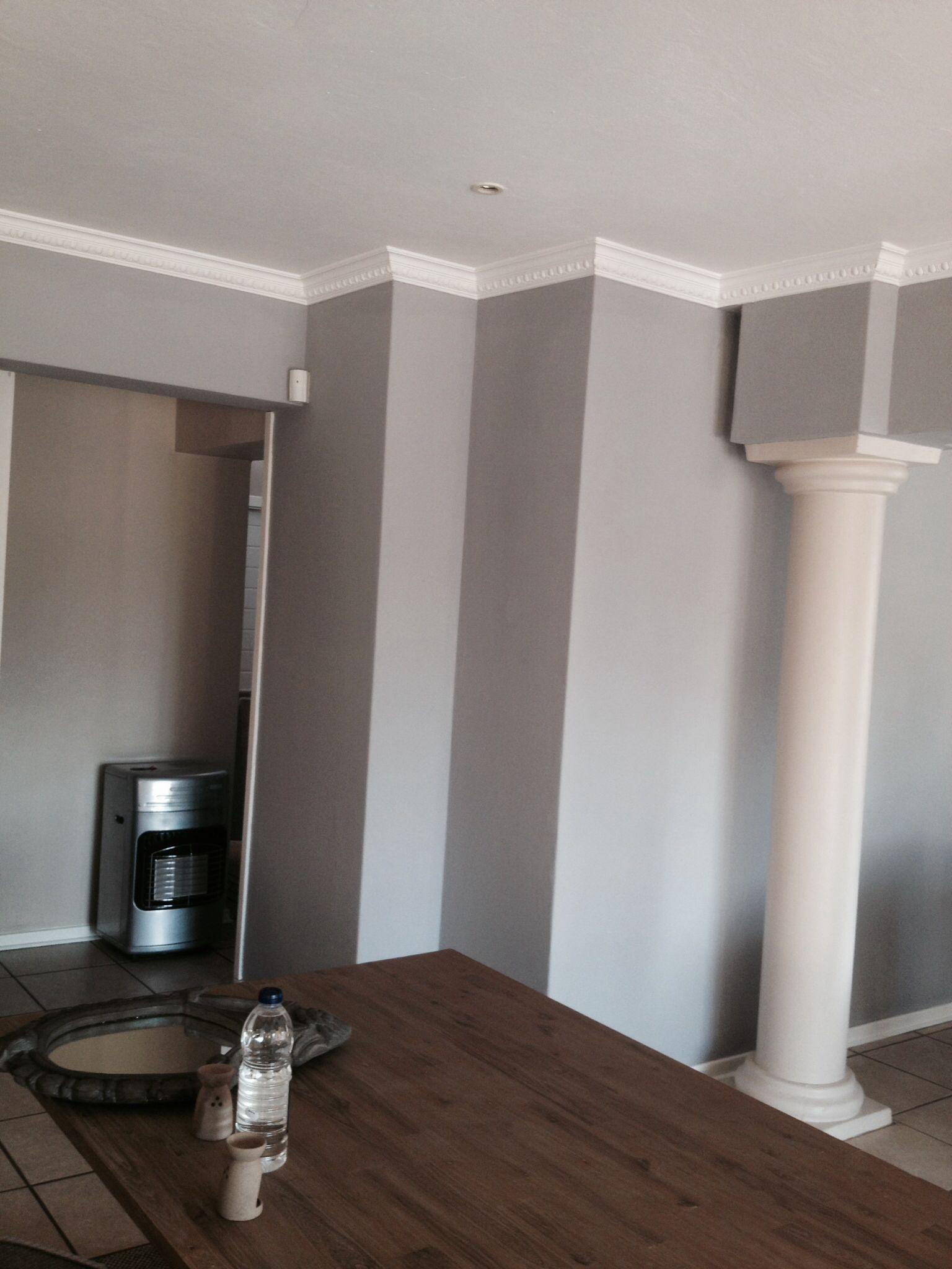 Dulux Steel Grey Grey Paint Dulux Frosted Steel Steel