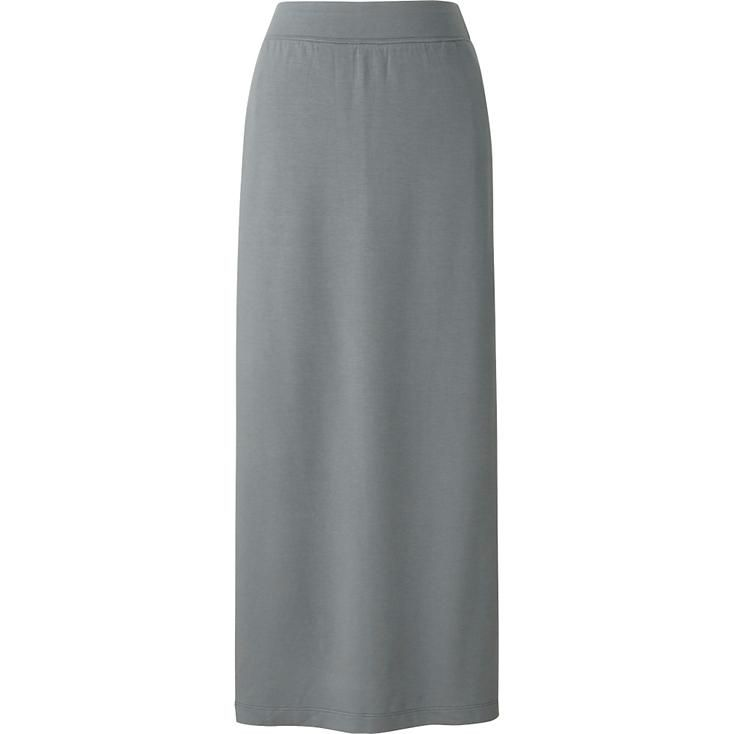 Women long tight skirt | Long tight skirt and Uniqlo