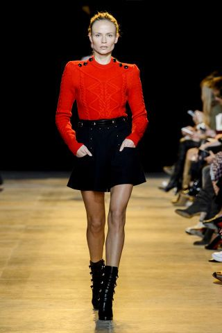 Isabel Marant Fall 2015. See all the best runway looks from Paris Fashion Week here: