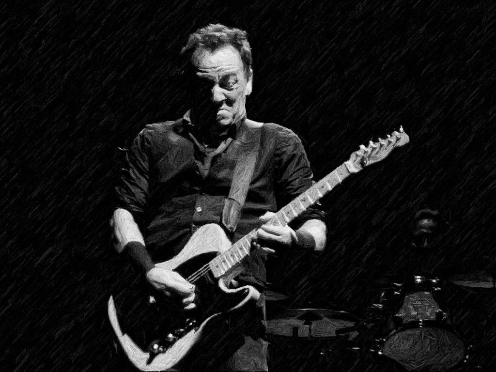 It's the last leg of the Wrecking Ball 2012 Tour. Bruce