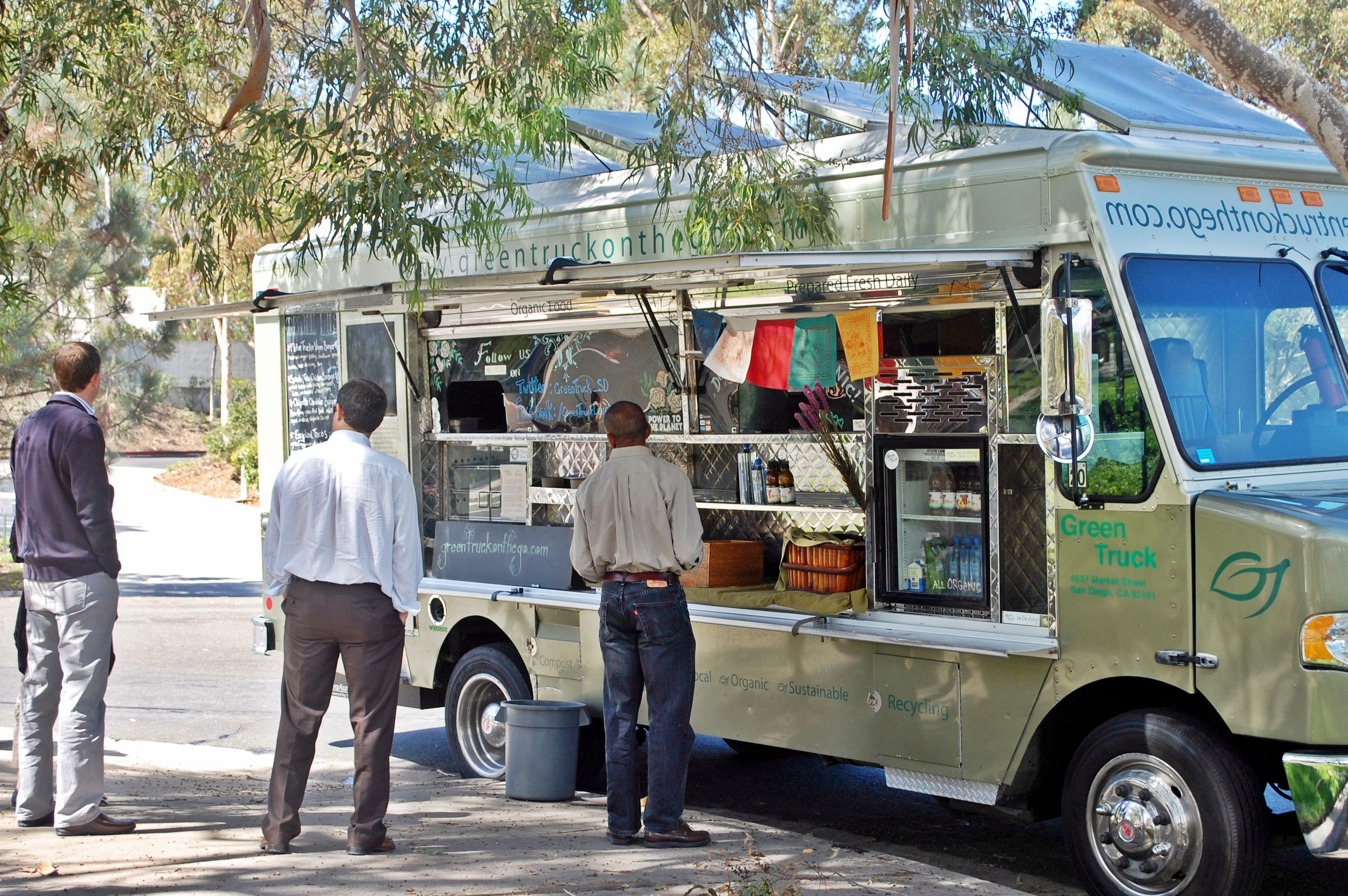 Mangia mangia mobile put the same passion in their food as