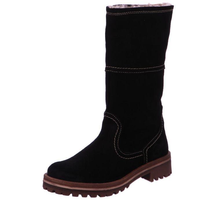 Damen Rieker Stiefel Wasserabweisender Schnürbootie Damen