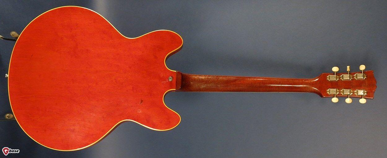 1967 Gibson ES-330TDC > Guitars : Electric Semi-Hollow Body   Gbase.com