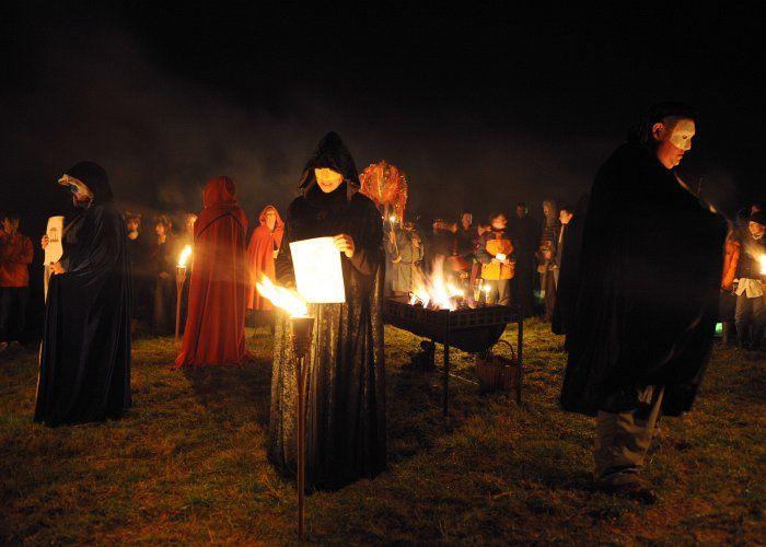 Image result for celtic halloween