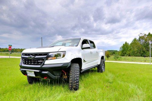 Starring Chevrolet Coloradobyrecon Media Visit Our Website For