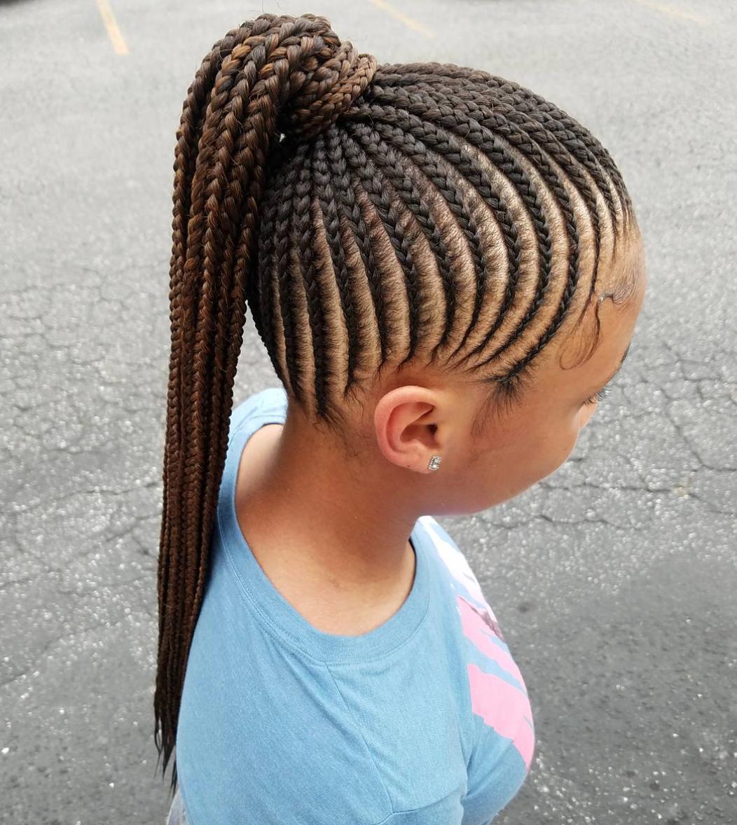 Flawless braids via @kiakhameleon - https ...