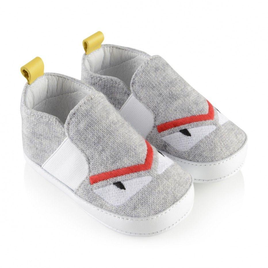 baby fendi trainers