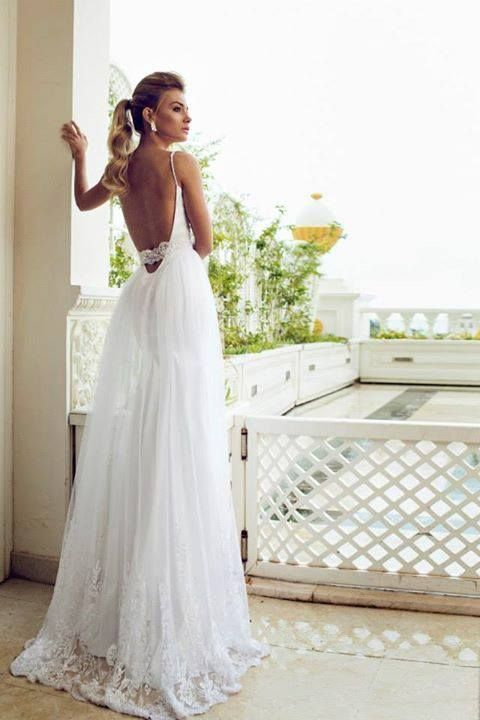 Vestido novia dia