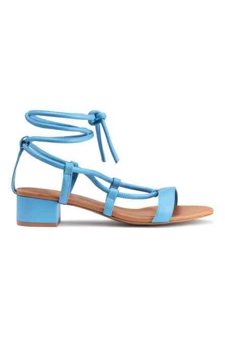 Remienkové sandále