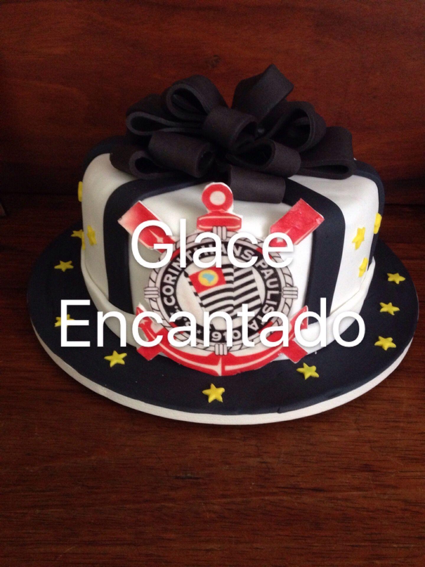 Bolo do Timão Corinthians Cake  86b0a8c96d650
