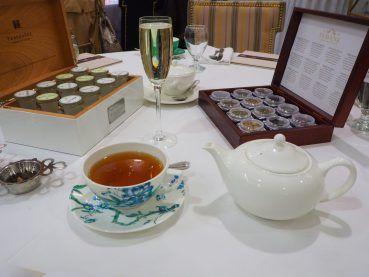 The King Edward tea blend