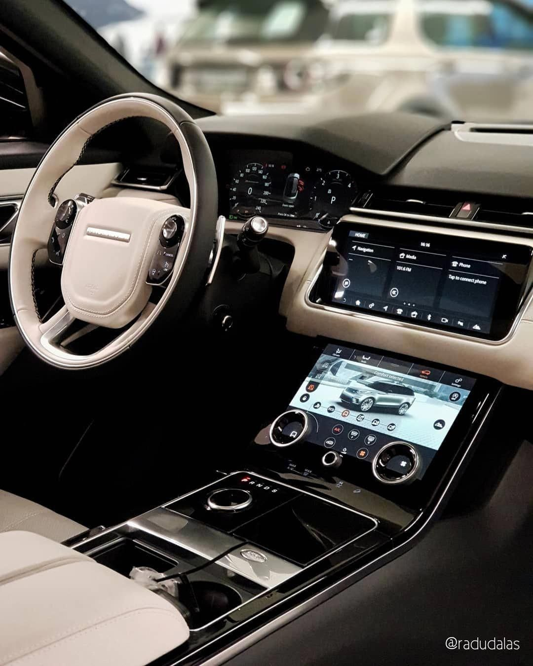 Pin by AroundCars on Cars Interior Luxury car interior