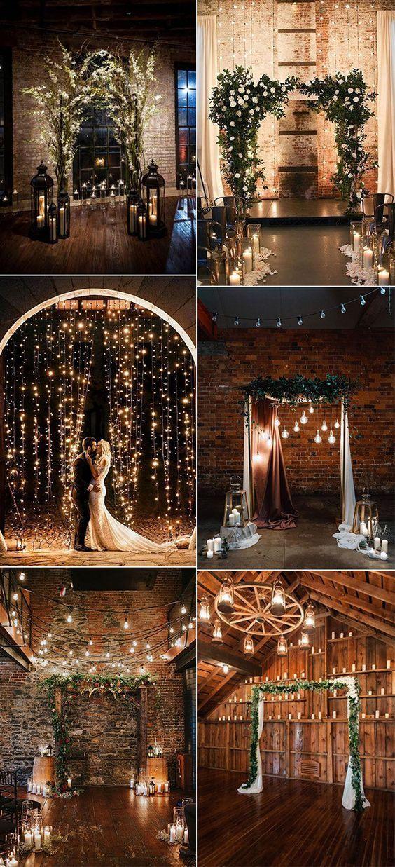 A woodland boho wedding shoot in Oxfordshire