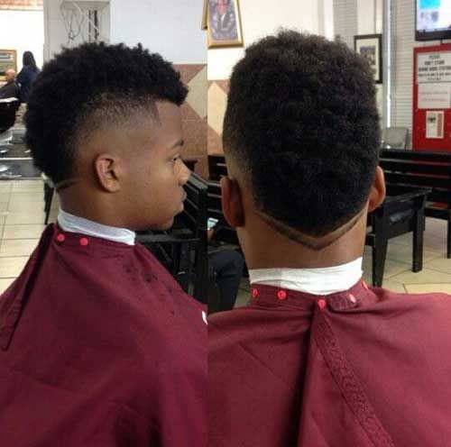 Best Mohawk Hair For Black Men Haircuts BoysCute