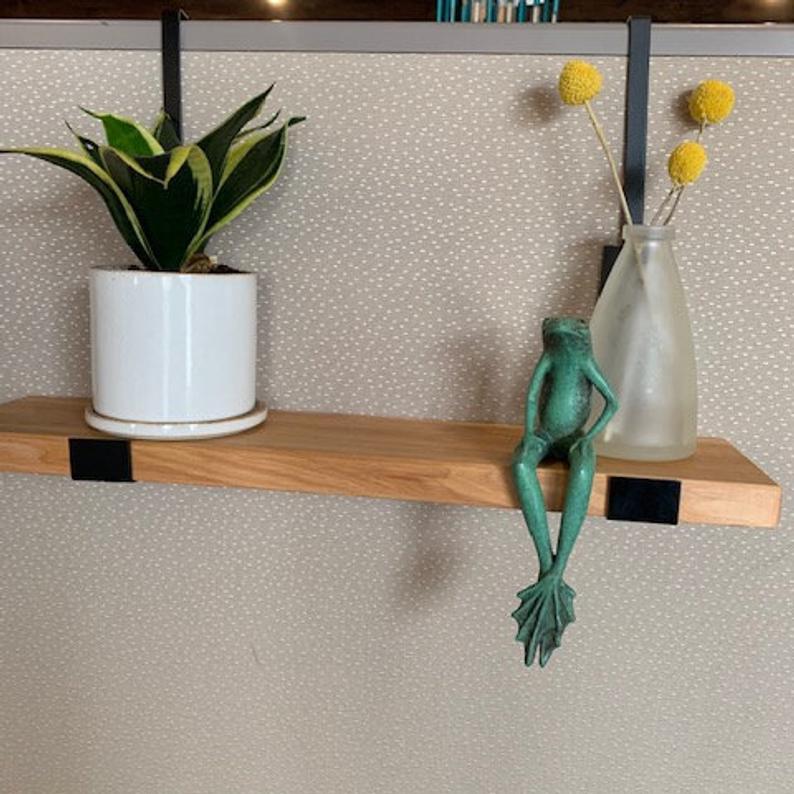 Hon Verse Hanging Shelf 60 W Light Gray Finish Bsxvsh60gygy
