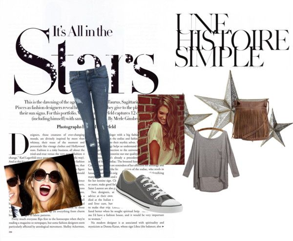 """""""It's all in the Stars"""" by faith-hopegirl on Polyvore"""