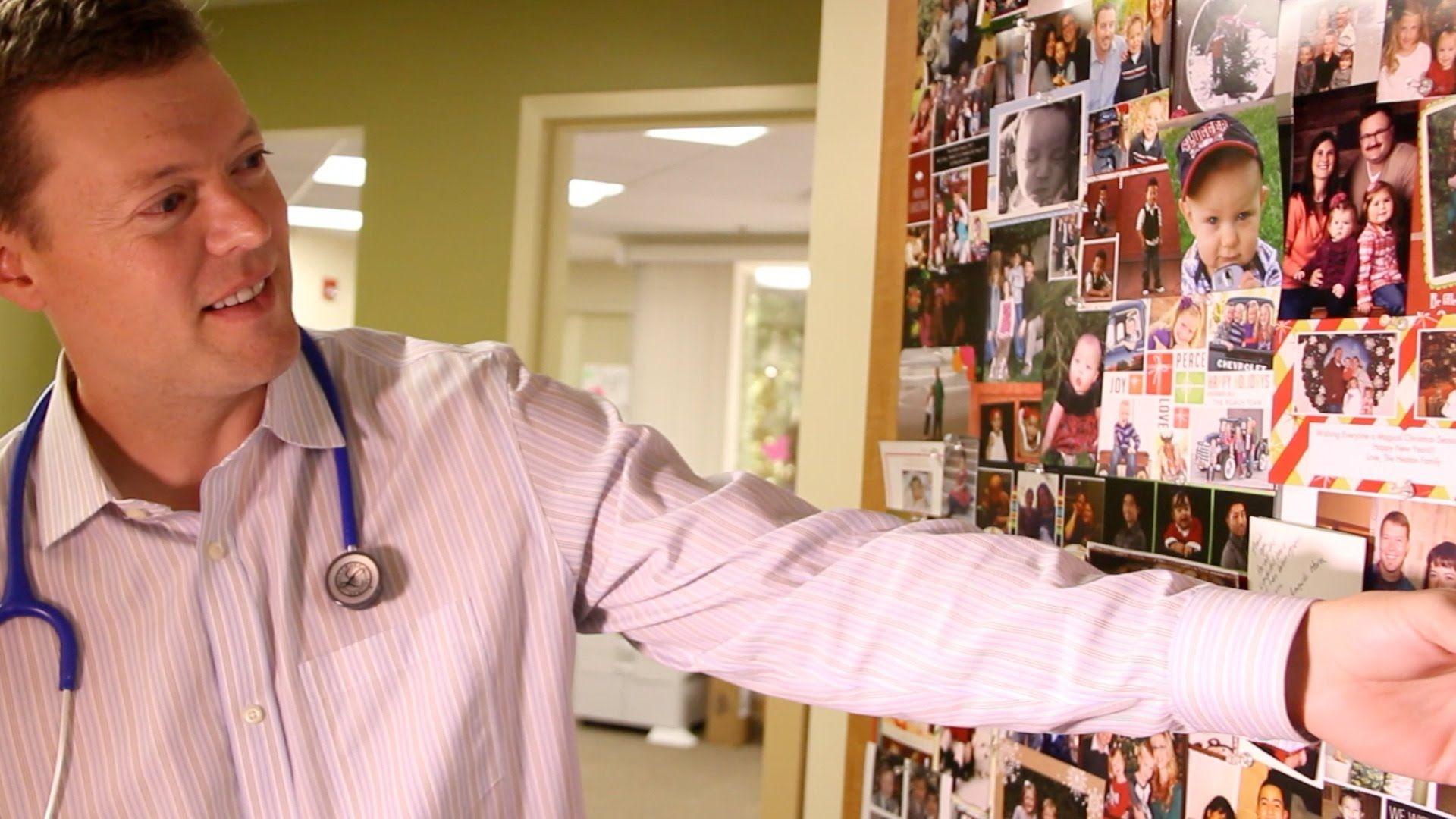 Attn CalPERS members Meet Jamie Sherman, M.D., a
