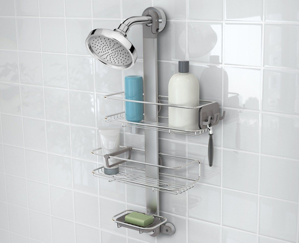 Is This simplehuman Shower Caddy Worth the Money | HOME | Home ...