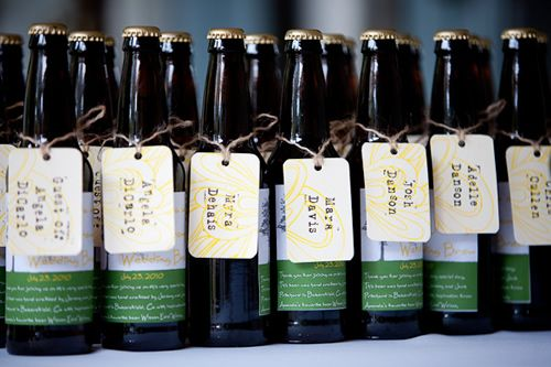 Send your guests home with craft beer favors and the party will diy wedding ideas favors place cards ceremony and reception ideas pittsburgh photo booth rental solutioingenieria Gallery
