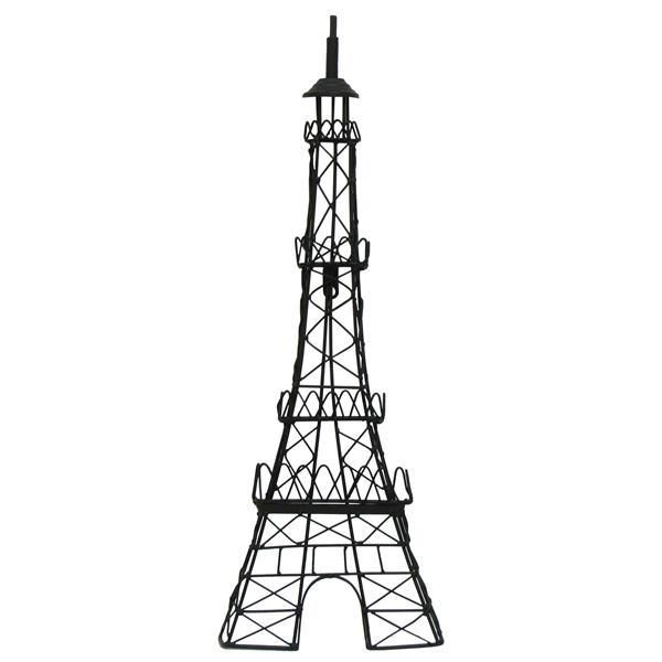 This Clic Metal Eiffel Tower Wall Decor Will Spruce Up Any Room You Hang In The Measures Roximately Height By 8 Width At Base