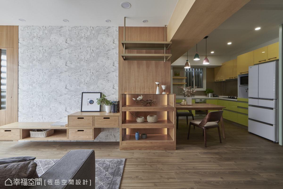 幸福空間 蔡岳儒 室內設計個案 風雅巧致新日式小調 home decor home furniture