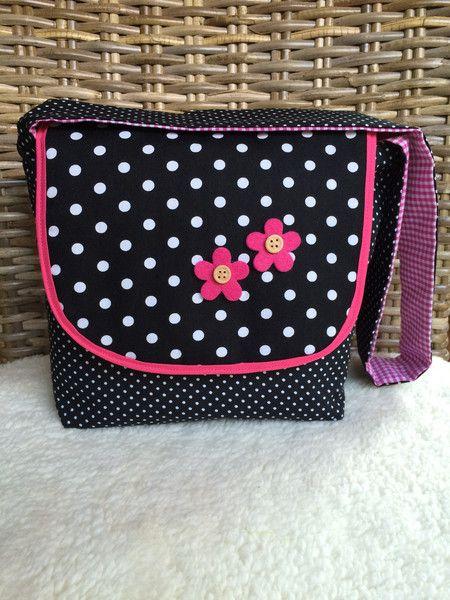 Kindergartentasche *Mädchentasche* von * Creative Happiness * auf DaWanda.com