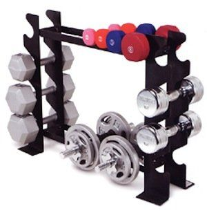 4d6e54c542a FREE WEIGHT ORGANIZER - Store your weights on a stand where you can access  them quickly while keeping things organized in your home gym! The dumbbell