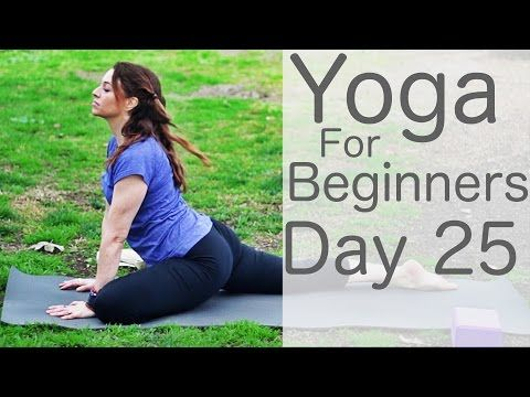 yoga for beginners 30 day challenge day 25 with lesley