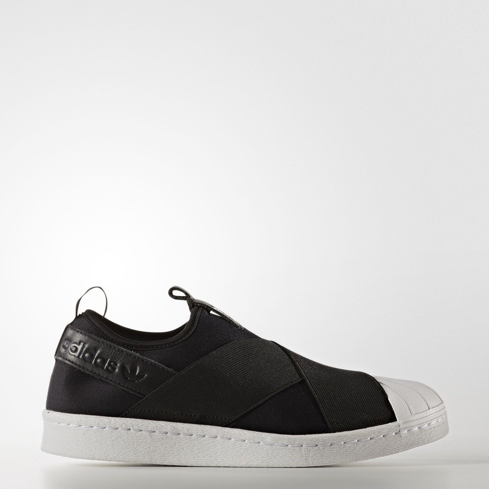 974f5f85a539cd 79.00 ❤ ADIDAS ORIGINALS SUPERSTAR SLIP ON ATHLETIC CASUAL COMFORT SHOES  BLACK S81337 ❤  adidas  originals  superstar  athletic  casual  comfort   s81337 ...