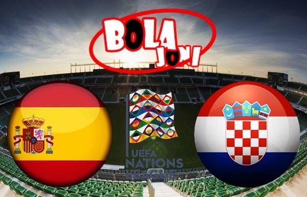 Prediksi Skor Spanyol VS Kroasia 12 September 2018 (With ...