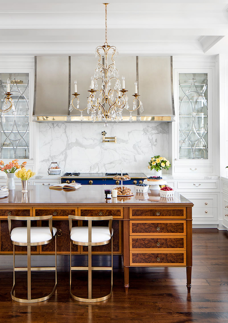 What I Love Wednesday Elle Decor Kitchens Cocinas
