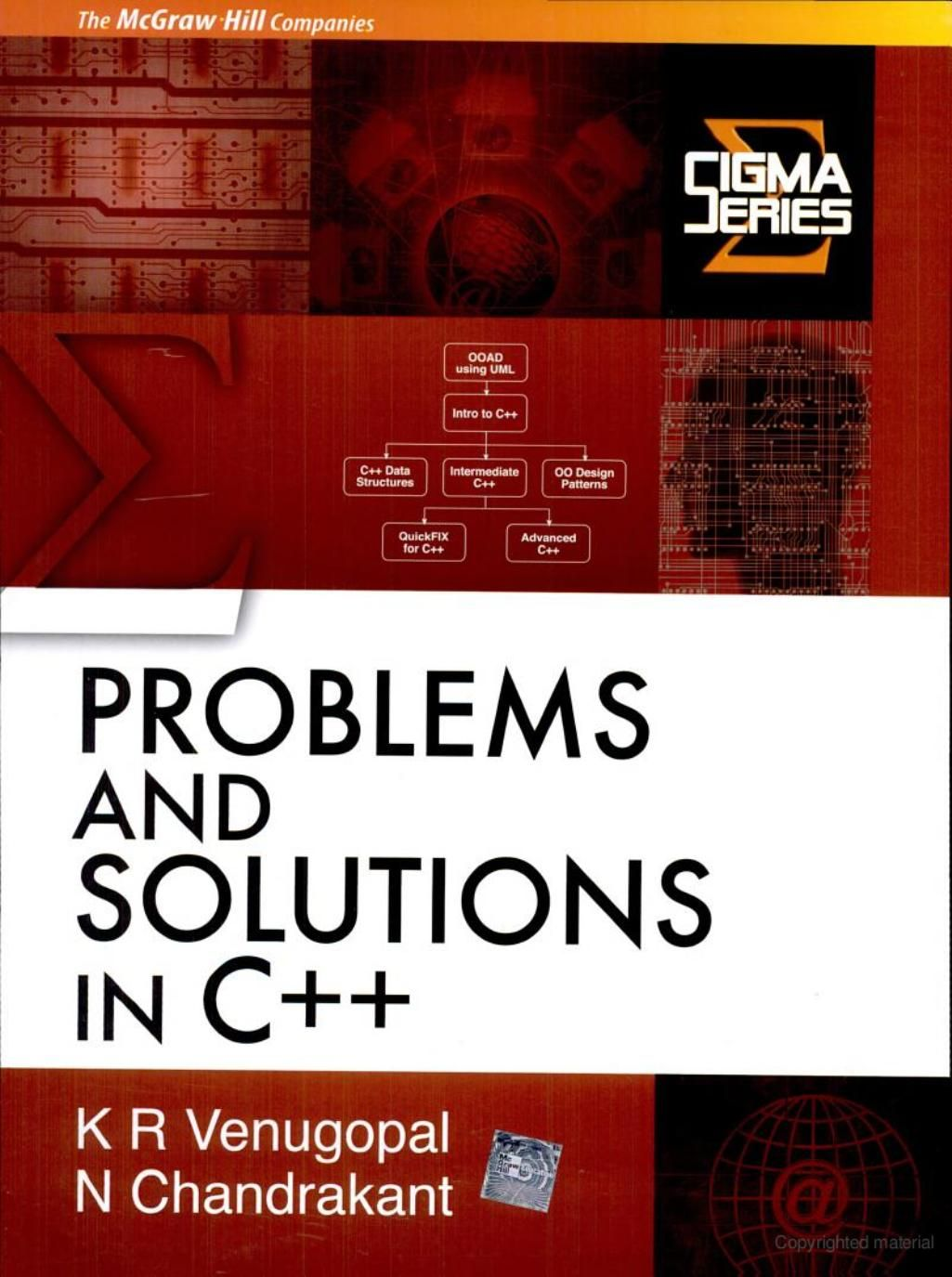 Prob & Solutions In C++ Computer programming, Computer