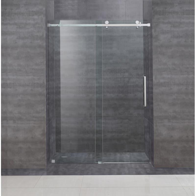 Aston Sdr976 48 10 Shower Sliding Glass Door Shower Doors