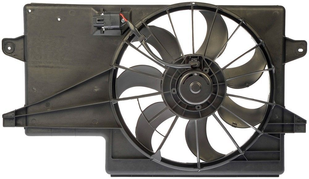 Engine Cooling Fan Assembly Dorman 621 043 Fits 08 11 Ford Focus