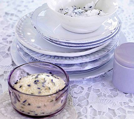 sch n lecker ideen mit lavendel l essig salze zucker pinterest dips. Black Bedroom Furniture Sets. Home Design Ideas