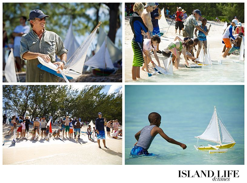 Valentine's Day Cup model sailboat races at Bambarra beach, Middle Caicos. Pack a cooler & beach toys, take the ferry over to Sandy Point, rent a car on North Caicos and come on down to Bambarra beach for a day of great fun!